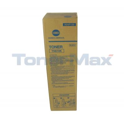KONICA MINOLTA BIZHUB PRO C6500 TONER BLACK